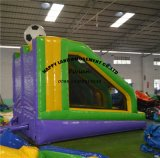 Спорты игрушки раздувной игры стрельба футбола взаимодействующие