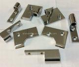 Pièces de usinage de commande numérique par ordinateur avec du matériau de l'acier, aluminium, laiton
