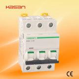 IC65 IC60 OEM van het Ontwerp IC60n van IC65n Nieuwe 1p 2p 3p 4p 2-63A Elektro MiniStroomonderbreker MCB