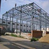 Structure en acier préfabriqués avec châssis haute résistance de l'atelier
