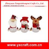 Décoration de Noël (ZY14Y146-1-2-3) stockage de Noël Jar