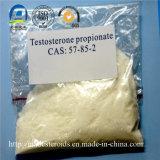 高品質の注射可能なテストステロンのプロピオン酸塩CAS: 57-85-2ボディービルのために