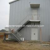 Prefabricado/prefabricó el almacén de acero para el uso del almacenaje