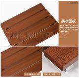 Tabouret de plafond Le Mei Shi F-Type Corps en bois La chaise pliable en bois peut être utilisée comme siège de douche mural