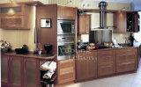 Conception moderne des armoires de cuisine en bois (#2012-107)