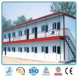 Construction résidentielle de modèle de construction de bâti neuf d'acier