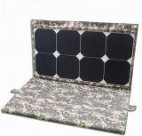 Панель солнечных батарей Sunpower 80 ватт складная для дома мотора