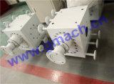 Pompe del prodotto chimico della pompa a ingranaggi della fusione di grande capienza