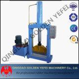 Máquina de estaca de borracha hidráulica Xql-120 da folha