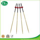 Varas ou Skewers de bambu descartáveis da flor