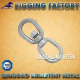 Émerillon à chaînes de calage galvanisé G-402 de matériel