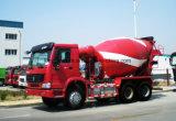 De Vrachtwagen van de Concrete Mixer van het Merk van Sinotruk 6X4