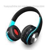 Venta caliente de FM con auriculares Bluetooth y soporte Micro SD