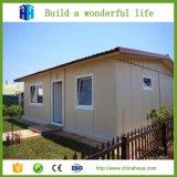 WPC mobile et préfabriqué de jardin préfabriqué de WPC autoguide la Chambre