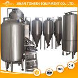 Cervecería de la cuba de puré del equipo de la fabricación de la cerveza de la caldera de la elaboración de la cerveza