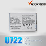Originale per la batteria del telefono mobile di Zte per V880 U880 N880s N860 Li3712t42p3h444865