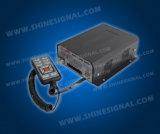 De Sirene van het Alarm van de Auto van de Output van twee Manieren met Spreker (CJB806)