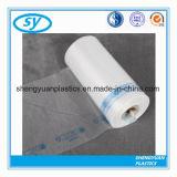 LDPE-flache Unterseiten-transparente Plastiktasche für Nahrung