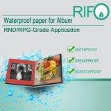 Papier photo HP Indigo Machine Imprimable pour petit montant sans plaque