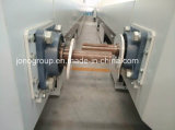 Предварительный ленточный транспортер используемый для завода по переработке вторичного сырья