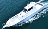 48FT /15m Vissersboot met Tweeling Binnenwaartse Dieselmotor