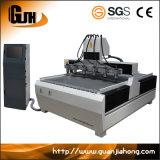 1615-1-6 Multi-broche, bois, acrylique, plastique, aluminium, cuivre, routeur CNC machine à sculpter