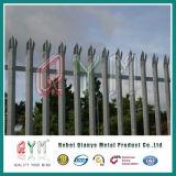 W/Dセクション鋼鉄金属の柵の塀か電流を通された柵の囲うこと