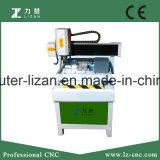 Beweglicher Minikleiner Tischplattenfräser CNC-3D 6090 für Holz (LZ-6090)