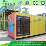 Fasten aufgerichtete und Kosteneinsparungs-Behälter-Haus
