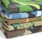 Cotone Workwear Poplin e Twill Woven Fabric/Garment Fabric