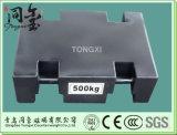 Roheisen-Prüfungs-Gewicht der Tonnen-0.5t