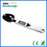 Escala de peso eletrônica da colher da cozinha de Digitas do aço inoxidável da elevada precisão