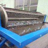 De plastic PE pp van het Afval van de Machine van het Recycling Lijn van de Was van de Film Kringloop