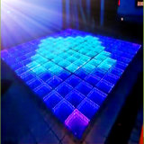 DJ Iluminación LED 3D Magic Dance Floor