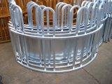 Поставщик панели скотного двора Китая труб 1.8m x 2.1m овальные