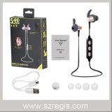 Nuovo trasduttore auricolare magnetico Hands-Free della cuffia avricolare di Bluetooth V4.1