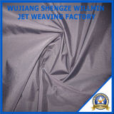 PU veste en nylon imperméable solide tissu respirant