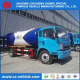 5-12m3 LPGのガスタンクのトラック、LPGのガスの販売のための満ちるトラックLPGタンクトラック