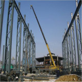 Construction modulaire d'acier de construction de fournisseur professionnel