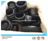 Schweißungs-nahtlose Kohlenstoffstahl-Rohrfittings des Kolben-Sch40