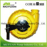 Pompa di fango centrifuga della ghiaia di estrazione mineraria per dragare