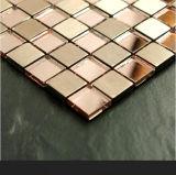 Gebruik van het Comité van het Aluminium van de Reeks van de spiegel het Samengestelde voor de Decoratie van de Muur