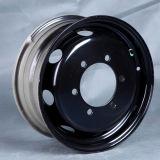 6.5-20 6.5-16 bordas de aço da roda, rodas (6.5-15 6.5-16 6.5-20)