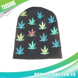 Жаккард акриловый модные вязаные для женщин/вязки зимние шапки (029)