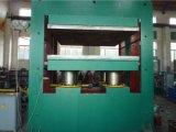 Резиновый циновка делая машину/леча давление/давление плиты вулканизируя