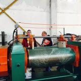 Gummizerkleinerungsmaschine-Maschine des Cracker-Xkp450 für die Gummiwiederverwertung