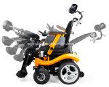 [إلكتريك بوور] كرسيّ ذو عجلات مع مسند ظهر
