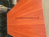 El mejor uso de los muebles de la calidad La madera contrachapada blanca de la melamina