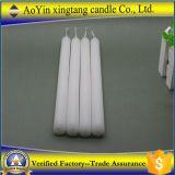 Vela blanca barata al por mayor del palillo 14G hecha en China