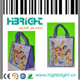 Bolso de totalizador promocional no tejido de las compras (HBE-G-3)